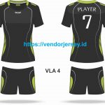 Vendor jersey volleyball Tinggal Pilih dan Edit Desain